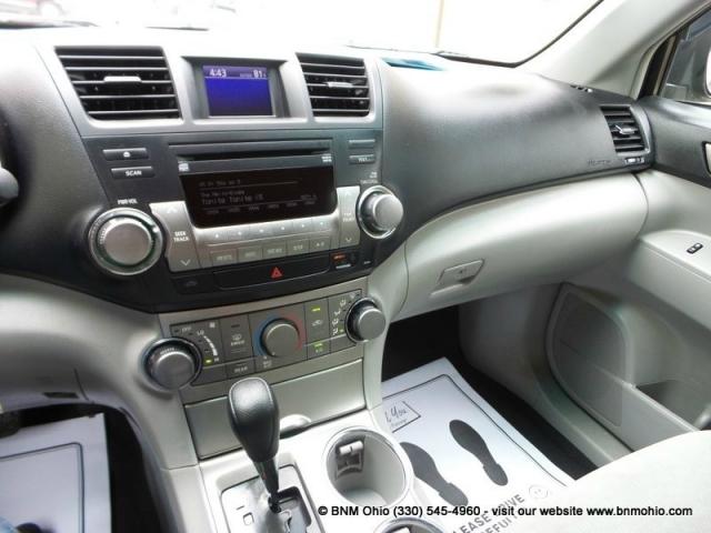 2011 Toyota Highlander 4WD 4dr V6 SE (Natl)