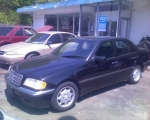 Mercedes-Benz C-Class, LEATHER SEATS, SUNROOF 1998