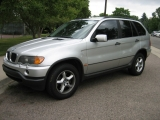BMW X5 2001 