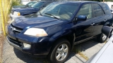 Acura MDX, 3RD ROW LEATHER SEAT 2003