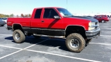 Chevrolet C/K 1500, WITH 18IN LIFT 1998