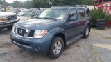 Nissan Pathfinder, 3RD ROW SEAT 2006