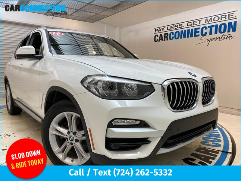 2019 bmw x3 xdrive30i sports activity cars - new castle, pa at geebo