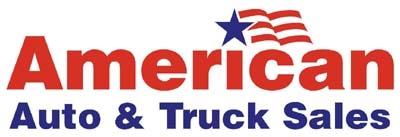American Auto & Truck Sales. (210) 670-9800