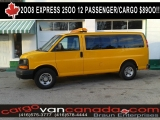 Chevrolet Express 25OO 2008