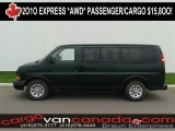 Chevrolet Express AWD 2010
