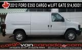 Ford E350 w/ LIFT GATE !! 2012