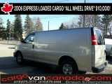 Chevrolet EXPRESS CARGO GOOD KMS! $9900!! 2006