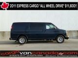 Chevrolet Express 1500 2011