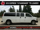 Chevrolet Express 35OO 2012