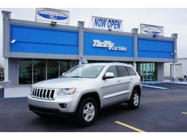 2011 Jeep Grand Cherokee Rwd 4dr Laredo Inventory