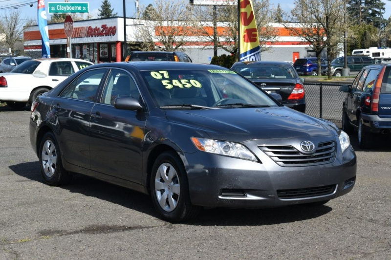 2007 toyota camry ce cars - portland, or at geebo