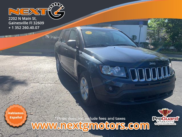 2015 jeep compass sport suv 4d cars - gainesville, fl at geebo