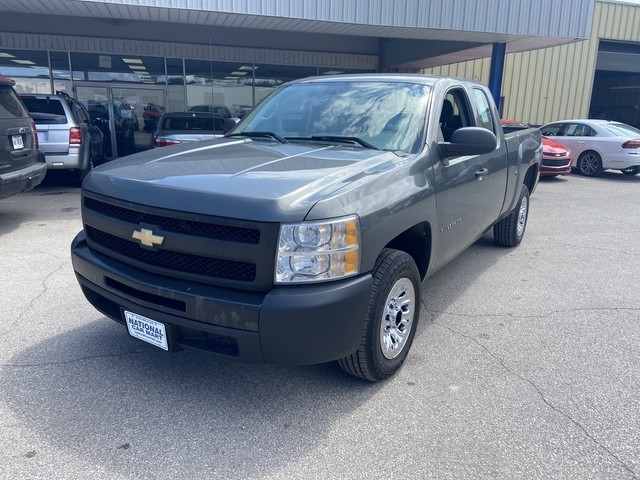 2011 chevrolet silverado 1500 work truck cars - cleveland, oh at geebo