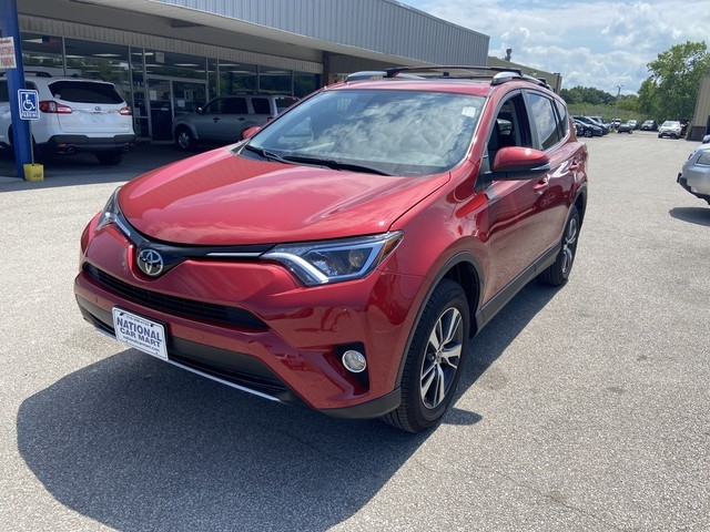 2017 toyota rav4 xle cars - cleveland, oh at geebo
