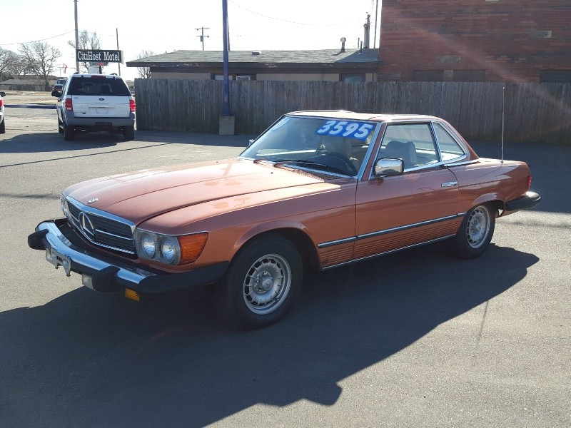 1980 mercedes benz 450 class for sale cargurus for Mercedes benz for sale wichita ks