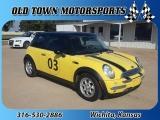 Mini Cooper Coupe 2002