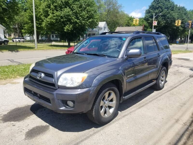 2007 toyota 4runner limited 4dr suv 4wd v6 cars - mount clemens, mi at geebo