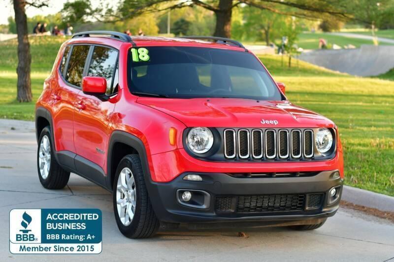 2018 jeep renegade latitude 4dr suv cars - omaha, ne at geebo