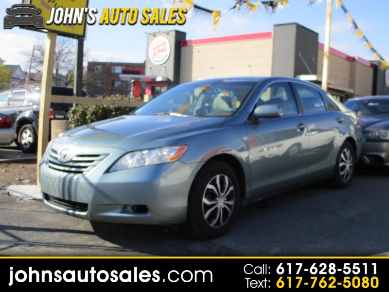 2009 toyota camry 4dr sdn i4 auto natl cars - somerville, ma at geebo