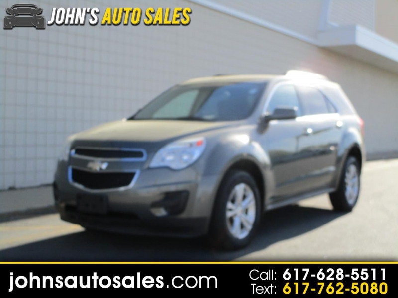 2013 chevrolet equinox awd 4dr lt w 1lt cars - somerville, ma at geebo