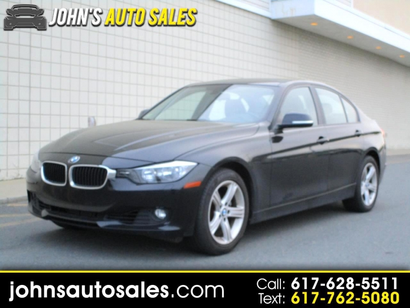 2015 bmw 3 series 4dr sdn 328i xdrive awd cars - somerville, ma at geebo