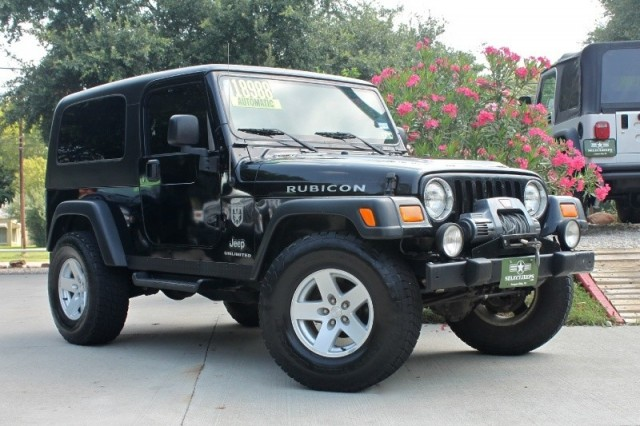2006 Jeep Wrangler - Unlimited Rubicon