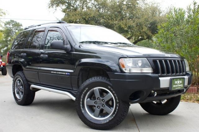 2004 Jeep Grand Cherokee Laredo Accessories - The Best Accessories