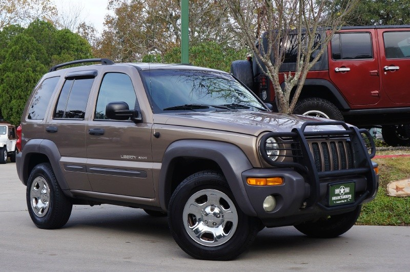2002 jeep liberty sport 4wd used cars in league city tx 77573. Black Bedroom Furniture Sets. Home Design Ideas