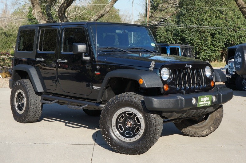 2012 jeep wrangler unlimited sport for sale in houston tx. Black Bedroom Furniture Sets. Home Design Ideas