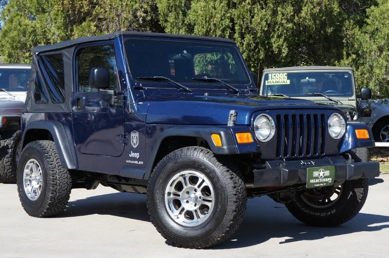 2006 jeep wrangler x for sale in houston tx cargurus. Black Bedroom Furniture Sets. Home Design Ideas