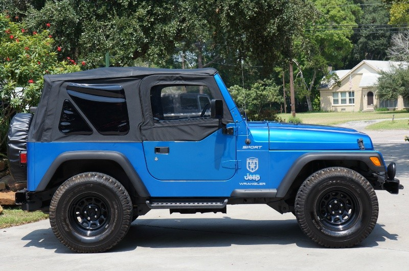 2003 Jeep Wrangler 2dr Sport Inventory Select Jeeps