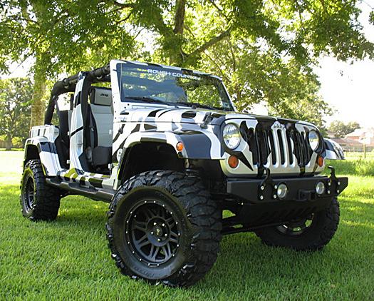 Select Jeeps Inc