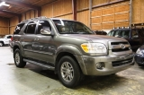 Toyota Sequoia Limited 2007