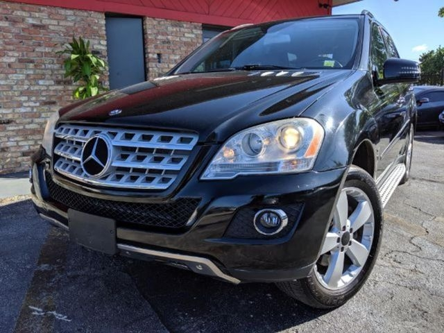 2009 mercedes-benz m-class ml 350 sport utility 4d cars - hollywood, fl at geebo