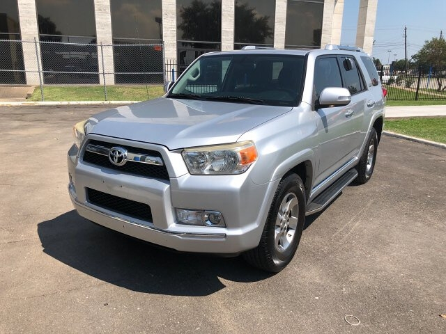 2011 toyota 4runner sr5 2wd 5-speed automatic cars - houston, tx at geebo