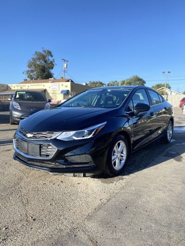 2016 chevrolet cruze lt sedan 4d cars - stockton, ca at geebo
