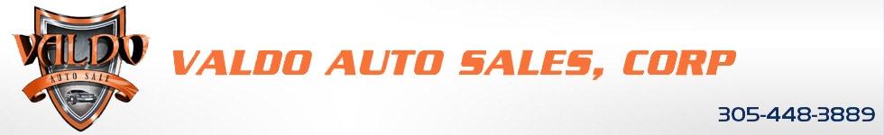 VALDO AUTO SALES, CORP. (305) 448-3889