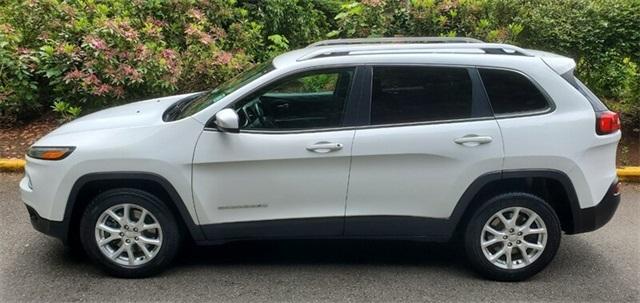 2014 jeep cherokee latitude cars - auburn, wa at geebo