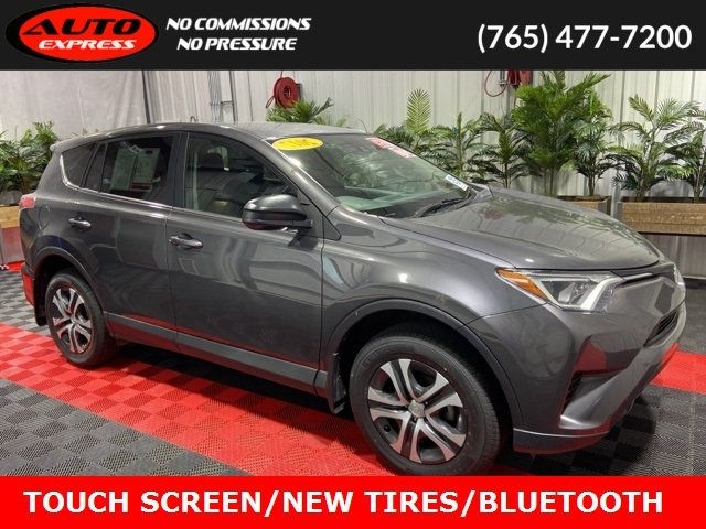 2017 toyota rav4 le fwd touch screen rear camera bluetooth aux & usb inputs cars - lafayette, in at geebo