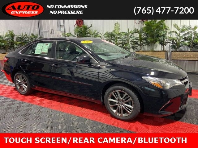 2017 toyota camry se fwd 17 alloys touch screen rear camera bluetooth cars - lafayette, in at geebo