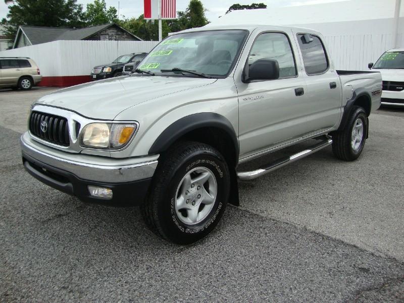 Toyota Tacoma 2004