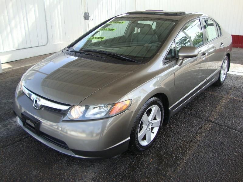 Honda Civic Sdn 2008