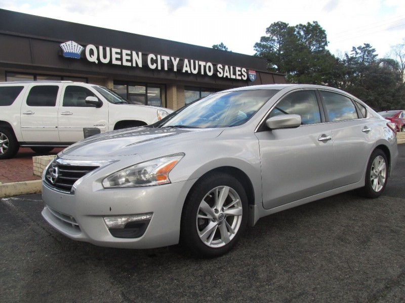2013 nissan altima 2.5 sv 4dr sedan cars - charlotte, nc at geebo
