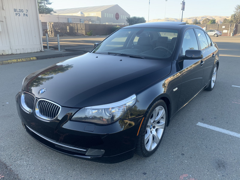 2008 bmw 5 series 4dr sdn 535i rwd cars - fremont, ca at geebo