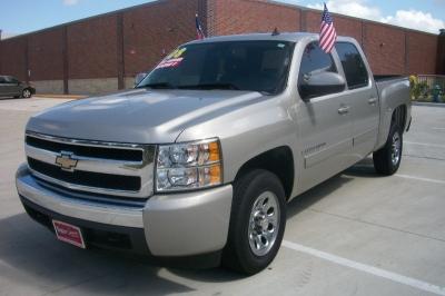 Chevrolet SILVERADO 1500 2008