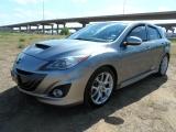 Mazda Mazdaspeed3 Touring 2012
