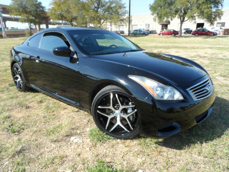 2009 infiniti g37 coupe dallas new used cars for sale backpage. Black Bedroom Furniture Sets. Home Design Ideas