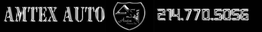AMTEX AUTO. (214) 770-5056