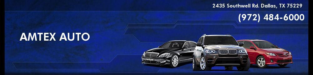 AMTEX AUTO. (972) 484-6000
